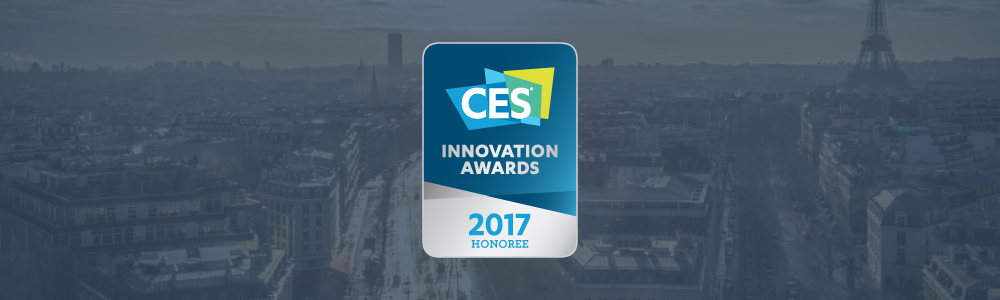 Ondilo, Innovation Award at CES 2017