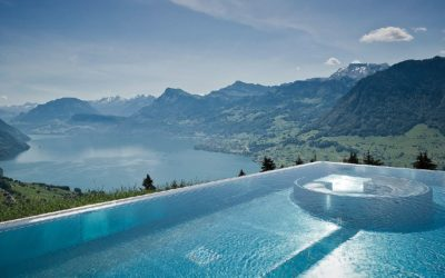 The world's most extraordinary pools